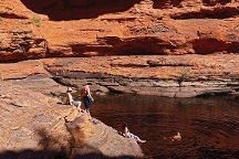 Kings Canyon Walk, Red Centre, Australia