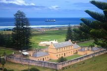 Kingston and Arthur's Vale Historic Area, Norfolk Island, Australia