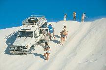 Lancelin Sand Dunes, Lancelin, Australia