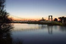 Lorne Swing Bridge, Lorne, Australia