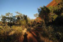 Lungkata Walk, Uluru-Kata Tjuta National Park, Australia