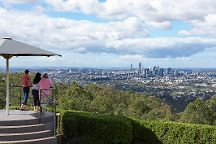 Mount Coot-Tha Summit Lookout, Brisbane, Australia