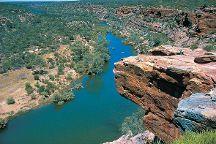 Murchison River, Kalbarri, Australia