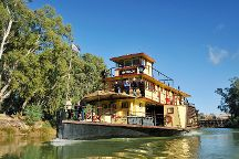 Murray River Paddlesteamers - PS Emmylou