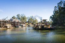 Murray River Paddlesteamers - PS Emmylou, Echuca, Australia