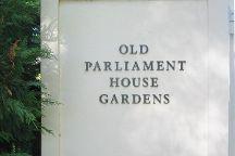 National Rose Gardens, Canberra, Australia