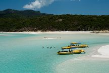 Ocean Rafting, Airlie Beach, Australia