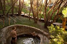 Peninsula Hot Springs, Fingal, Australia