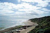 Point Lonsdale Beach, Point Lonsdale, Australia