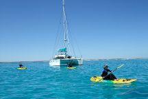 Sail Ningaloo - Shore Thing