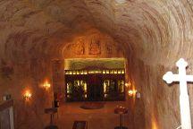 St Peter & Pauls underground Catholic Church, Coober Pedy, Australia