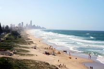 Surfers Paradise Beach, Surfers Paradise, Australia