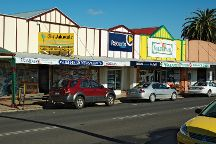 Tasmania's Town of Murals, Sheffield, Australia