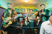 The Blues Train, Queenscliff, Australia