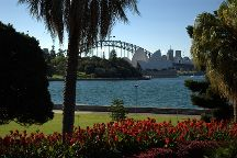 The Opera House to the Botanic Gardens Walk, Sydney, Australia