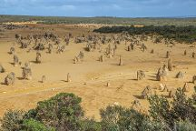 The Pinnacles Desert, Cervantes, Australia
