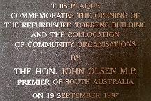 Torrens Building, Adelaide, Australia