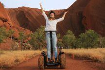 Uluru Segway Tours, Uluru-Kata Tjuta National Park, Australia