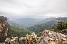Wentworth Falls Lookout, Wentworth Falls, Australia