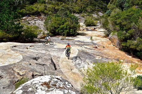Blue Derby Mountain Bike Trails, Derby, Australia
