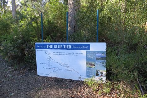 Blue Tier, Weldborough, Australia