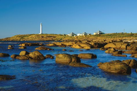 Cape Leeuwin Lighthouse, Augusta, Australia