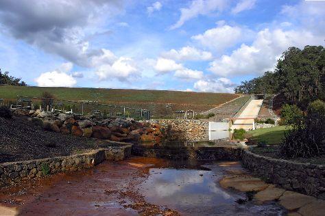 Churchman Brook Dam, Roleystone, Australia