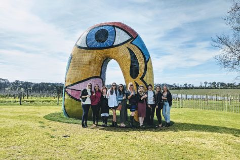 Coco's Tours, Mornington Peninsula, Australia