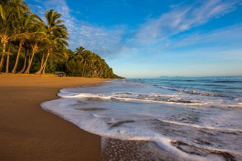 Ellis Beach, Cairns Region, Australia