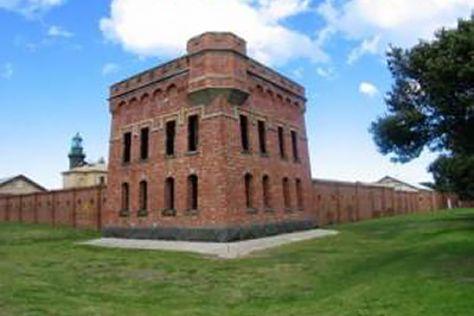Fort Queenscliff Museum, Queenscliff, Australia