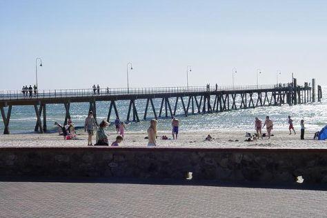 Glenelg Pier, Glenelg, Australia