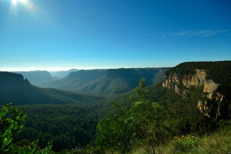 Grand Canyon track, Blue Mountains National Park, Australia