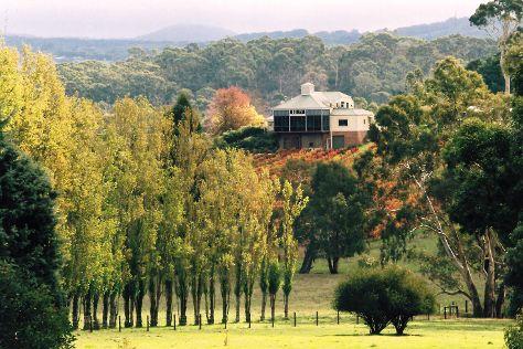 Hahndorf Hill Winery, Hahndorf, Australia