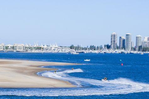 Jet Ski Safaris, Main Beach, Australia