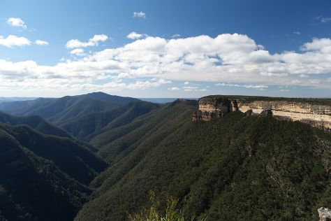 Kanangra-Boyd National Park, Blue Mountains, Australia