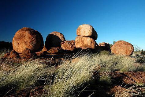 Karlu Karlu-Devils Marbles Conservation Reserve, Wauchope, Australia