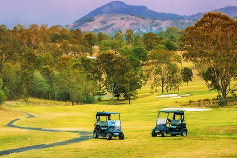 Kooralbyn Valley Golf Course, Kooralbyn, Australia