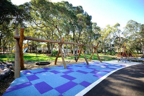 Kwinana Adventure Playground, Kwinana, Australia