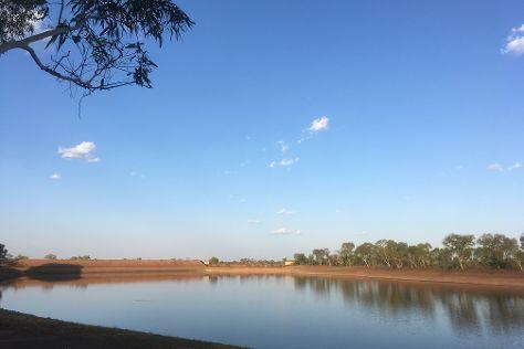 Lake Mary Ann, Tennant Creek, Australia