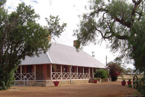 Macpherson Homestead, Carnamah, Australia
