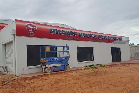 Mildura Holden Motor Museum, Buronga, Australia