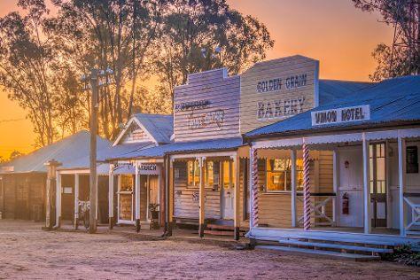 Miles Historical Village Museum, Miles, Australia