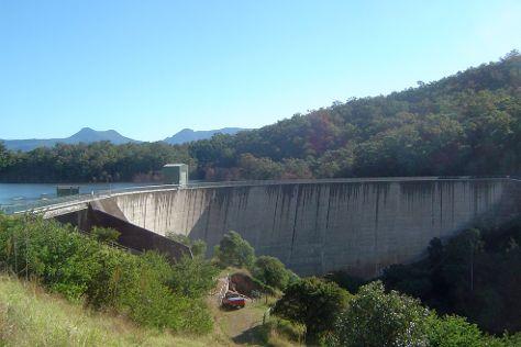 Moogerah Dam, Boonah, Australia