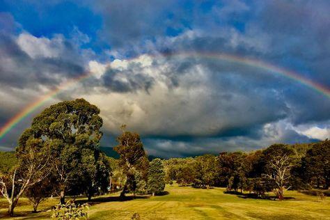 Mt Beauty Golf Club, Mount Beauty, Australia