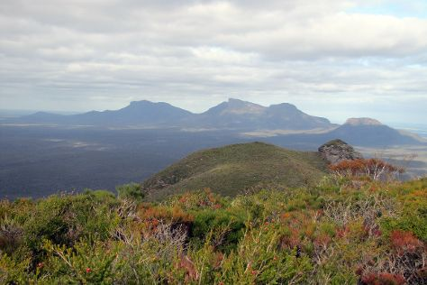 Mt Trio, Stirling Range National Park, Australia