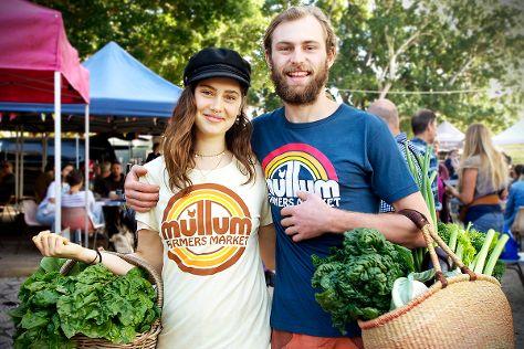 Mullumbimby Farmers Market, Mullumbimby, Australia