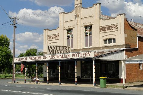 National Museum of Australian Pottery, Holbrook, Australia