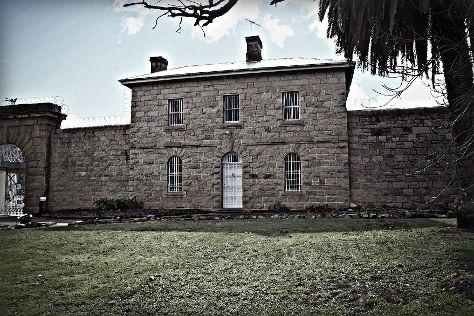 Old Beechworth Gaol, Beechworth, Australia