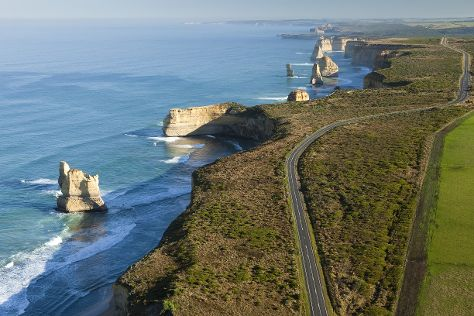 Port Campbell National Park, Port Campbell, Australia