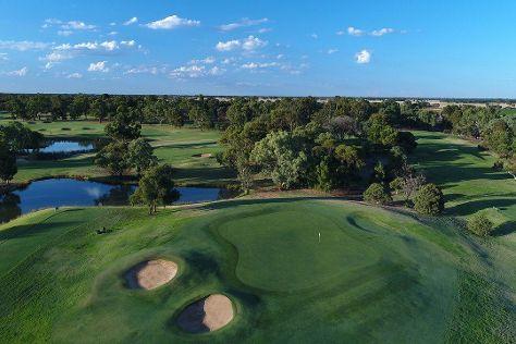 Rich River Golf Club, Moama, Australia